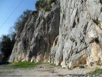 Arrampicare su roccia a Terni