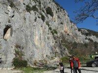 Uscite di arrampicata a Terni