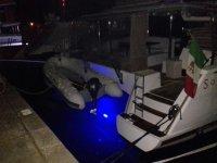 Al porto di sera