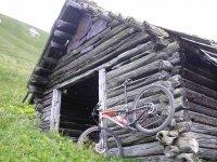 Il centro sud in Mountain bike