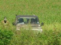 Percorsi a piedi ed in Jeep