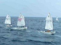 Various sailing courses