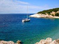 Tra le coste croate