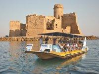The Ogigia boat