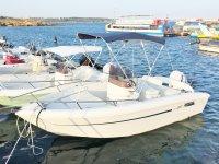 Noleggio barche motore 40cv
