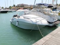 Boat rental with license