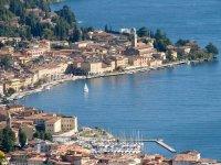 Uno dei bellissimi scorci del Lago di Garda