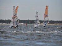 lezioni di wind surf