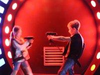Tutti si divertono con il Laser Tag