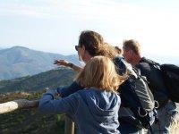 Mont Albo a piedi
