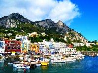 Porticciolo di Capri