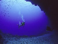 Immerse yourself in the best depths of Italy
