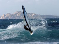 Line the Waves with the Wind Surf