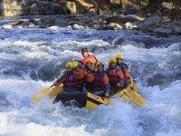 Rafting nella Val di Lima