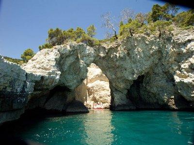 Gargano Navigazioni Escursione in Barca