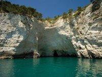 coste e grotte del gargano