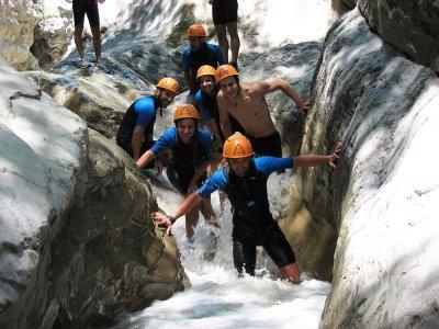 Gruppo Escursionistico Avventurieri del Sud Canyoning
