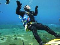Divertimento subacqueo