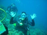 1 star diver course