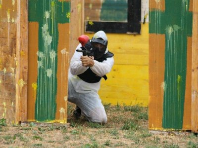 Paintball a Godego Big-Boy Pack 3 ore