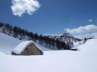 l'incanto dell'alpe devero in inverno