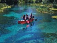 Canoa in Abruzzo