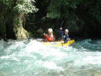 Discovering the River With Our Instructors