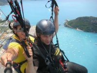 Try the Paragliding Accompanied by Our Masters