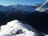 Trekking all'Alpe Sattal
