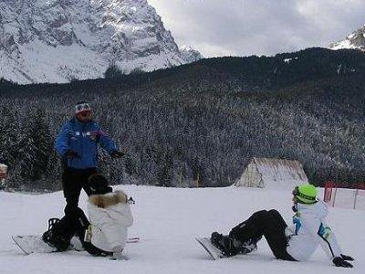 Scuola Sci Sappada Snowboard