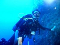 Diving in Rome