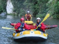 Definitely Want to Try Rafting!