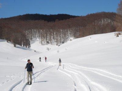 Escursioni guidate con ciaspole 2 ore