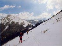 Escursioni di sci di fondo