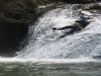Mountain Evolution Canyoning