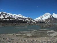 Piccolo lago a Moncenisio