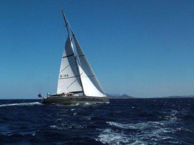 Liguria Sailing Vela