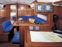 Barche dotate di tanti comfort