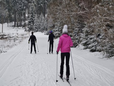 Cross-Country Skiing Course 1st level