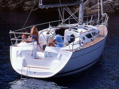 Noleggio Vela Sun Odyssey 35 - Monama