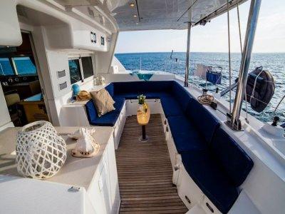 Oltre Oceano Escursione in Barca