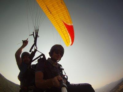 Volo Parapendio Montefalcone con video 10 minuti