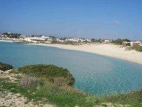 Spiaggia incontaminata e bellissima