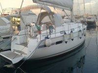 una delle imbarcazioni