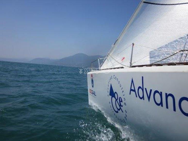 Go-Sail al Lago di Garda