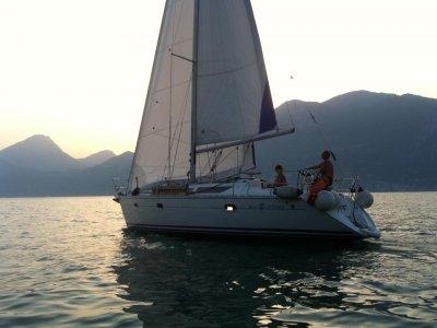 Due giorni a vela sul Lago di Garda