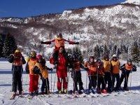 Corsi di sci a qualsiasi livello