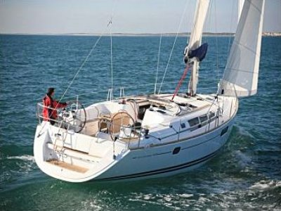 Noleggio Sun Odyssey 44i - Keba