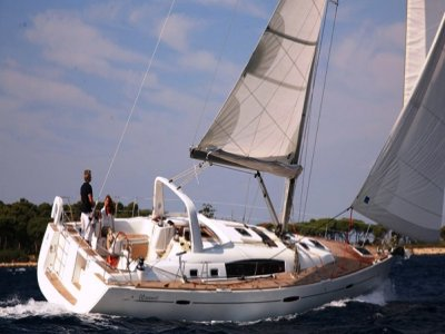 Noleggio Oceanis 50 Family - Yeba II