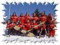 Snowboard a Torgnon